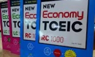 Sách TOEIC Economy format mới