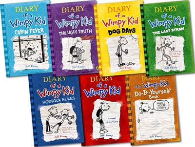 All of diary of a wimpy kid books with pdf download youtube.